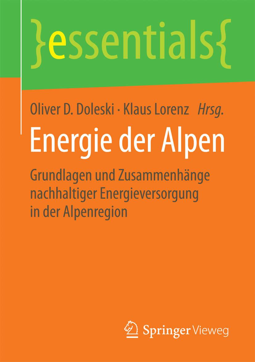 Energie der Alpen