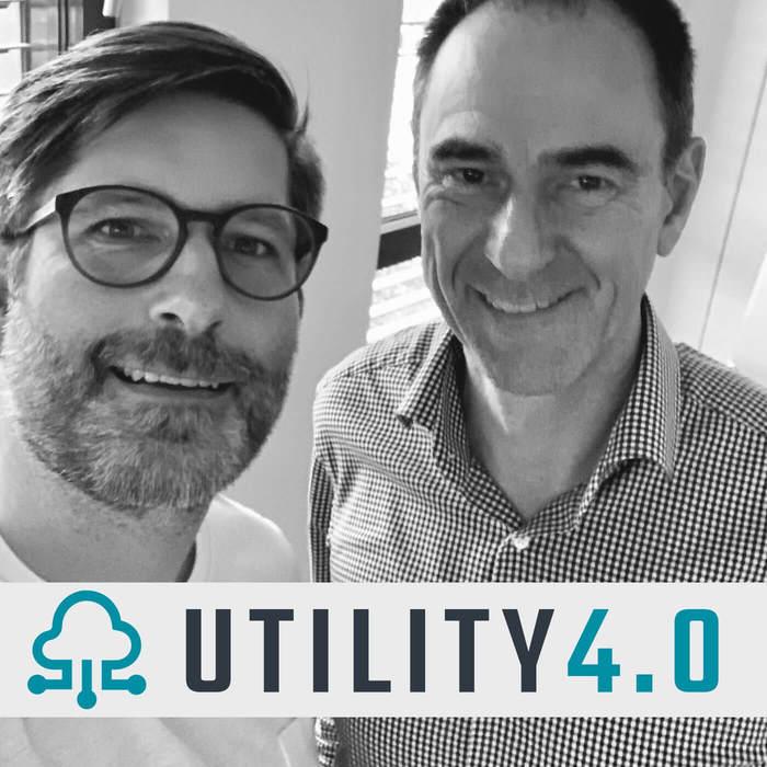 Utility-4.0-Podcast von Timo Eggers und Oliver D. Doleski - sw - 700x700