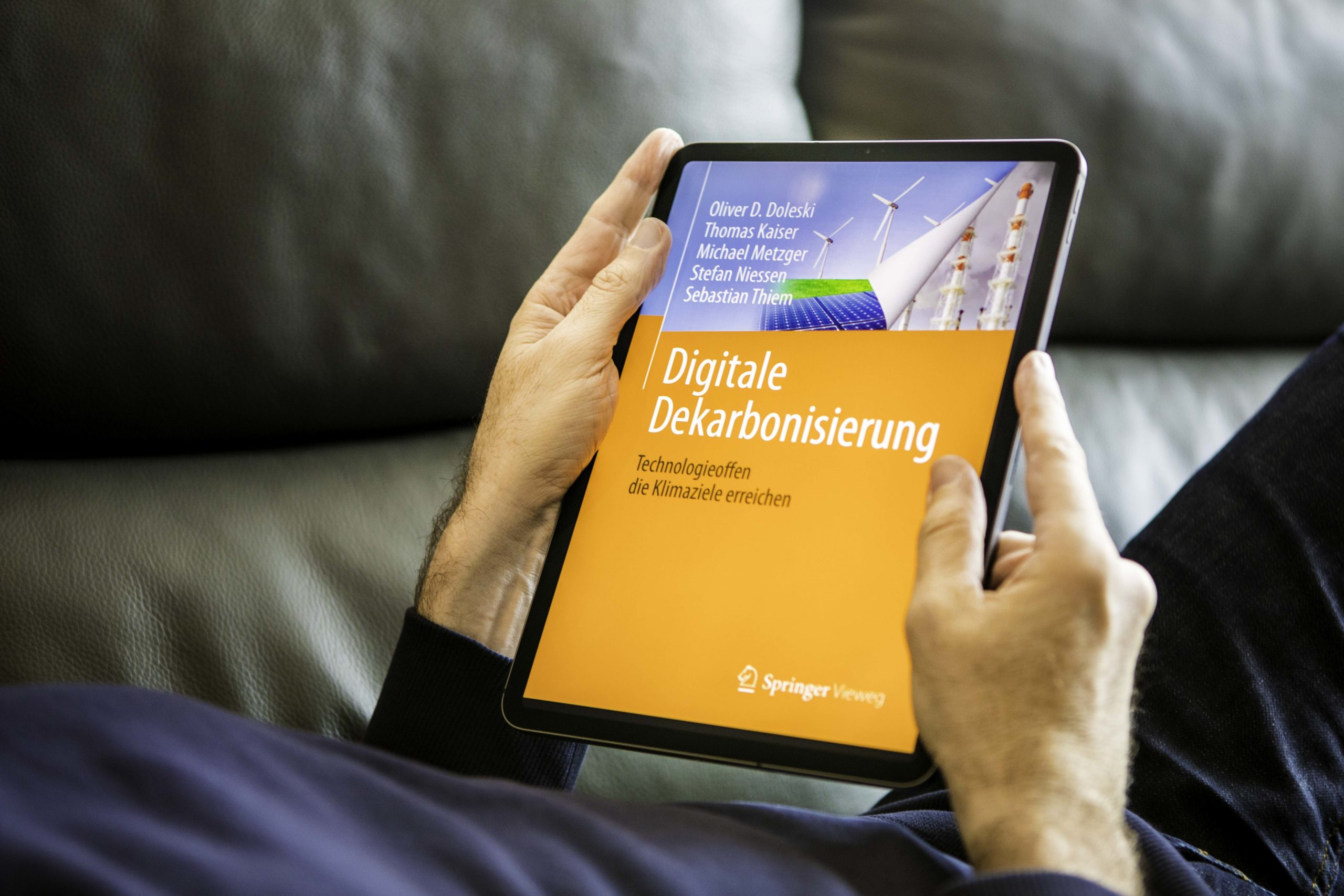 eBook Digitale Dekarbonisierung online
